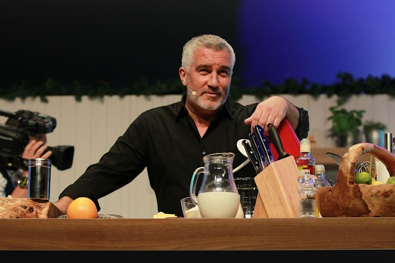 Paul Hollywood (Photo: Graham Stone/Shutterstock)