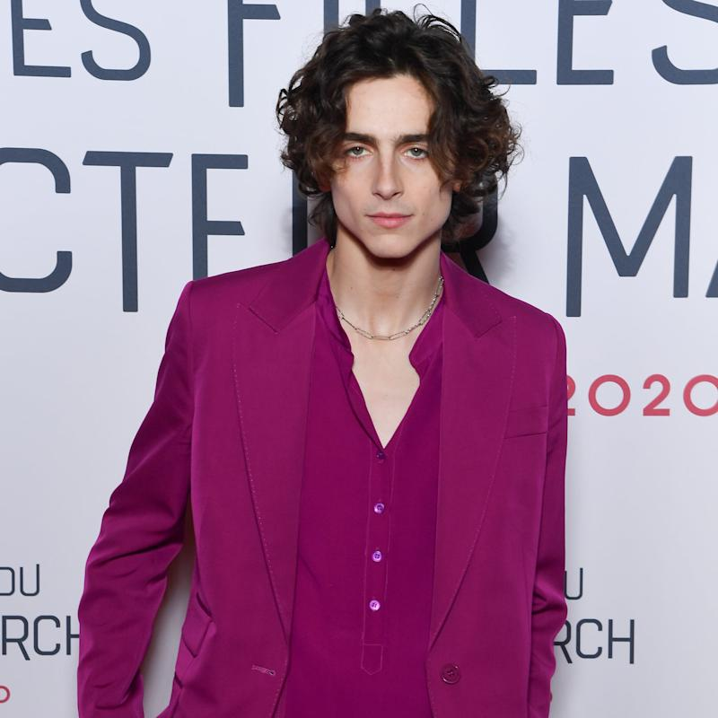 Imagine Running Into Timothée Chalamet and Zendaya at Bed Bath & Beyond - Just Imagine!