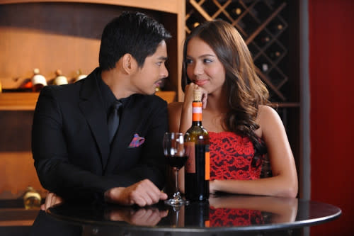 Julia Montes has been linked to Coco Martin since 2012