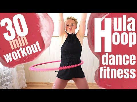 """<p>A beginner hula-hooper but still wanting to get that full-body burn? Follow along with this workout to build stamina, confidence and get comfortable with some dance-based exercises. </p><p><a href=""""https://www.youtube.com/watch?v=uLAR8h5eaaA&ab_channel=BeeVargaTheHulahooper"""" rel=""""nofollow noopener"""" target=""""_blank"""" data-ylk=""""slk:See the original post on Youtube"""" class=""""link rapid-noclick-resp"""">See the original post on Youtube</a></p>"""