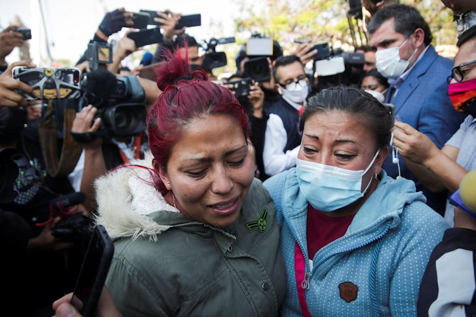 Authorities are blaming corruption in the city's previous administration for the tragedyREUTERS