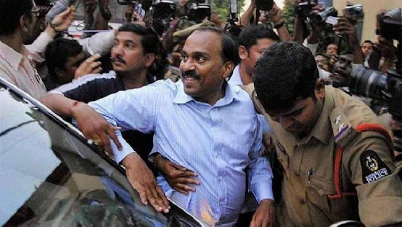 Ponzi Scheme Case: Gali Janardhan Reddy Gets Bail in Bribery Case On Rs 1 Lakh Bond