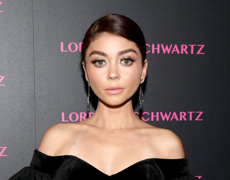 Sarah Hyland's 14-year-old cousin Trevor Canaday was killed by a drunk driver on Saturday. (Photo: Emma McIntyre via Getty Images)