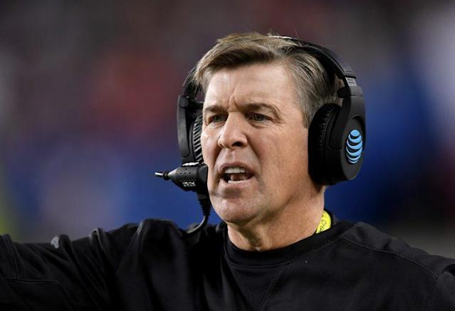 Mike MacIntyre released a statement this week on the Joe Tumpkin situation. (Getty)
