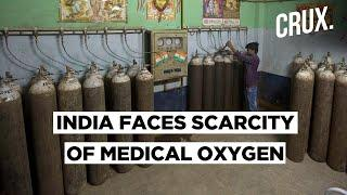 India Faces Medical Oxygen Shortage As COVID-19 Cases Reaches The 5-million Mark