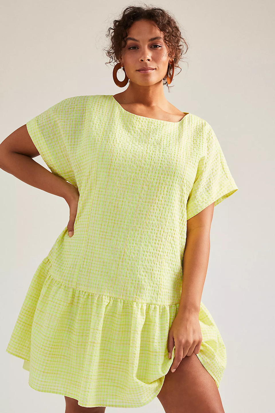 """<h2>Corey Lynn Calter Mariah Textured Mini Dress</h2><br><strong>Sizes Available: 1X-3X</strong><br><br><em>Shop <strong><a href=""""https://www.anthropologie.com/shop/corey-lynn-calter-mariah-textured-mini-dress?category=plus-size-dresses&color=071&type=PLUS&viewcode=c&quantity=1"""" rel=""""nofollow noopener"""" target=""""_blank"""" data-ylk=""""slk:Anthropologie"""" class=""""link rapid-noclick-resp"""">Anthropologie</a></strong></em><br><br><strong>Corey Lynn Calter</strong> Corey Lynn Calter Mariah Textured Mini Dress, $, available at <a href=""""https://go.skimresources.com/?id=30283X879131&url=https%3A%2F%2Fwww.anthropologie.com%2Fshop%2Fcorey-lynn-calter-mariah-textured-mini-dress%3Fcategory%3Dplus-size-dresses%26color%3D071%26type%3DPLUS%26viewcode%3Dc%26quantity%3D1"""" rel=""""nofollow noopener"""" target=""""_blank"""" data-ylk=""""slk:Anthropologie"""" class=""""link rapid-noclick-resp"""">Anthropologie</a>"""