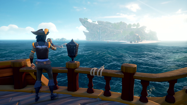 It's a pirates life for everyone in 'Sea of Thieves.'