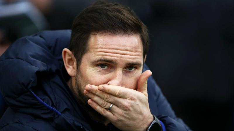 Lampard frustrated with Willian's contract comments as pressure grows on Chelsea boss