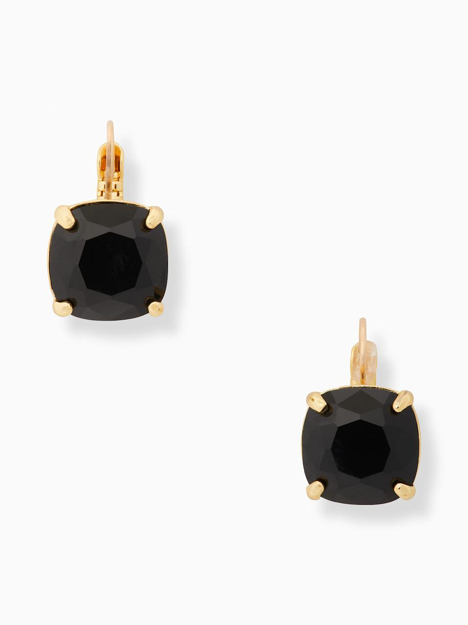 Small Square Leverback Earrings - Kate Spade- $21 (originally $48)