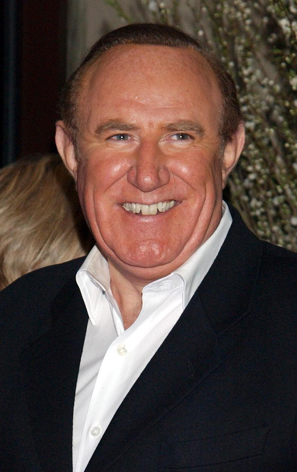 Andrew Neil will serve as chair of GB News as well as presenting his own show on the network (Photo: Yui Mok - PA Images via Getty Images)