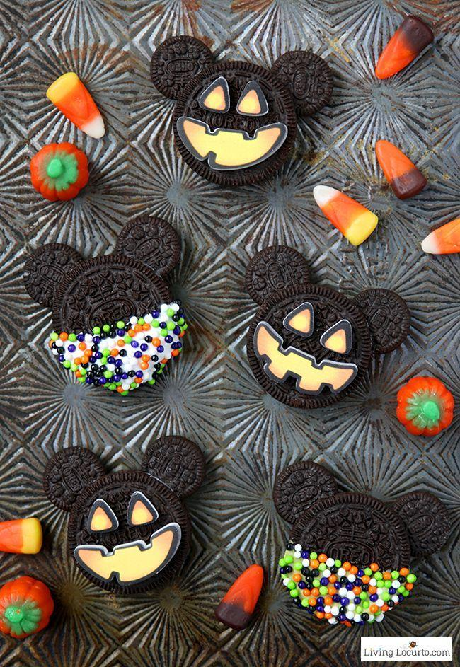 "<p>Mickey Oreos are festive <em>and </em>kid friendly.</p><p>Get the recipe from <a href=""https://www.livinglocurto.com/mickey-mouse-halloween-cookies/"" rel=""nofollow noopener"" target=""_blank"" data-ylk=""slk:Living Locurto"" class=""link rapid-noclick-resp"">Living Locurto</a>.<br></p>"