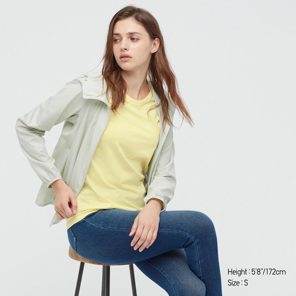 """<h2>Uniqlo</h2><br><strong>Dates: </strong>Limited time<br><strong>Sale</strong>: Markdowns on select styles<br><strong>Promo Code: </strong>None<br><br><em>Shop <strong><a href=""""https://www.uniqlo.com/us/en/women/sale"""" rel=""""nofollow noopener"""" target=""""_blank"""" data-ylk=""""slk:Uniqlo"""" class=""""link rapid-noclick-resp"""">Uniqlo</a></strong></em><br><br><strong>Uniqlo</strong> Supima Cotton Crew, $, available at <a href=""""https://go.skimresources.com/?id=30283X879131&url=https%3A%2F%2Fwww.uniqlo.com%2Fus%2Fen%2Fwomen-supima-cotton-crew-neck-short-sleeve-t-shirt-438715.html%3Fdwvar_438715_color%3DCOL41%26cgid%3D"""" rel=""""nofollow noopener"""" target=""""_blank"""" data-ylk=""""slk:Uniqlo"""" class=""""link rapid-noclick-resp"""">Uniqlo</a>"""