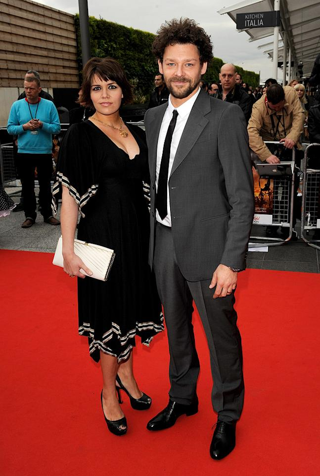 """<a href=""""http://movies.yahoo.com/movie/contributor/1809061010"""">Richard Coyle</a> and wife at the London premiere of <a href=""""http://movies.yahoo.com/movie/1810041991/info"""">Prince of Persia: The Sands of Time</a> - 05/09/2010"""