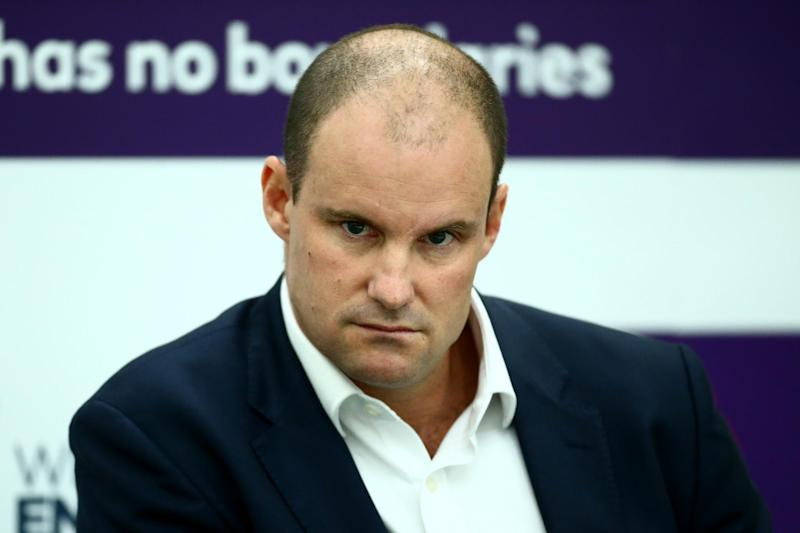 Cover   Andy Flower will step up, temporarily, over the summer: Getty Images