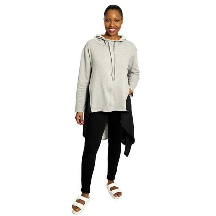 Dubgee By Whoopi High Low Sweatshirt. (Photo: Amazon)