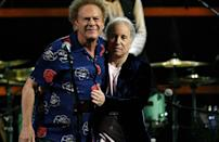 """Paul has been inducted into the Rock and Roll Hall of Fame on two occasions, as one half of Simon and Garfunkel in 1990 and as a solo artist in 2001. Simon & Garfunkel were honoured with a Grammy Lifetime Achievement Award in 2003 while Paul was listed by Time Magazine as one of the """"100 People Who Shape our World"""" in 2006."""