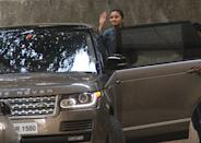 The first big luxury car purchase of Alia was the Range Rover and it's her daily ride.