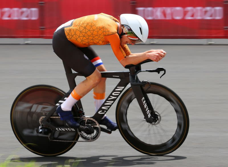 Cycling - Road - Women's Individual Time Trial - Final
