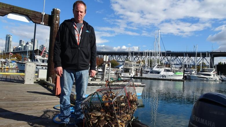 B.C. crab and prawn fishermen dispute Port of Vancouver no-go zones