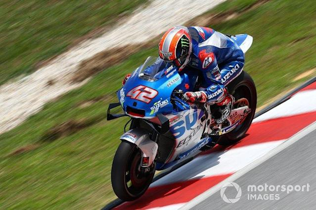 "Álex Rins <span class=""copyright"">Gold and Goose / Motorsport Images</span>"