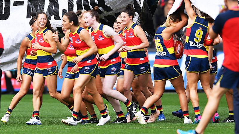 The next AFLW season is up in the air, as a collective bargaining dispute drags on.