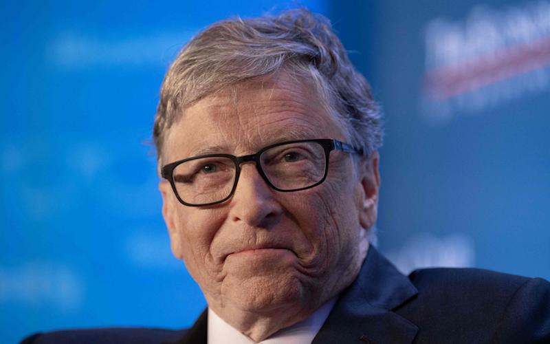 Bill Gates says he regrets meeting with the convicted sex offender - AFP