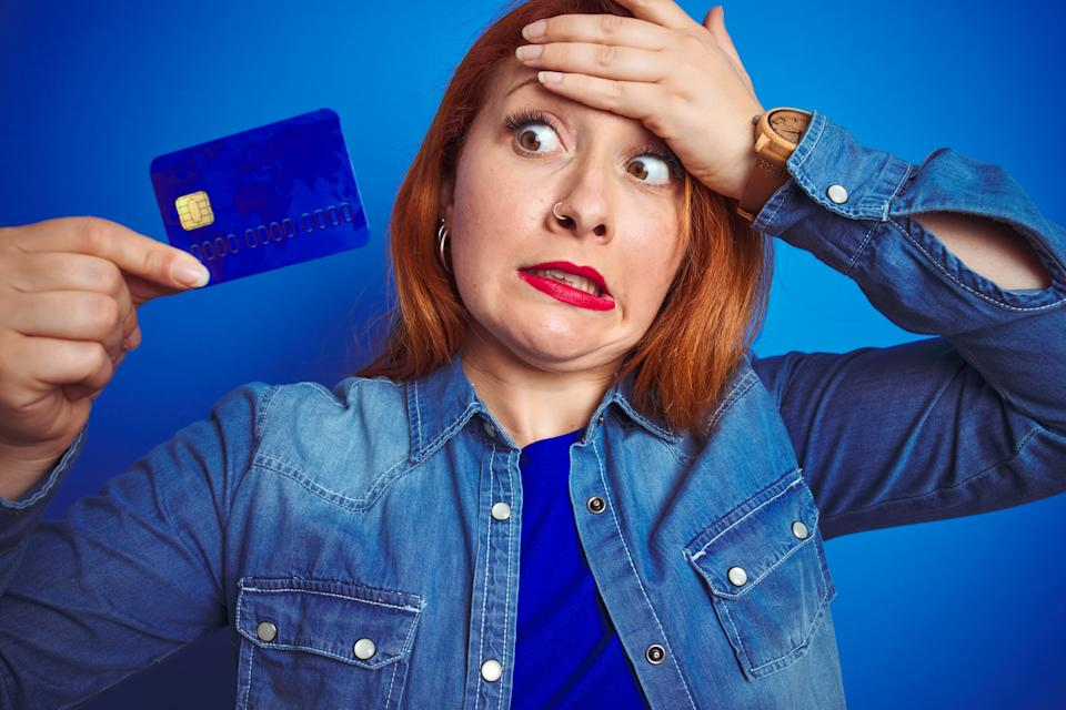 6 mistakes that'll dent your credit score. Source: Getty