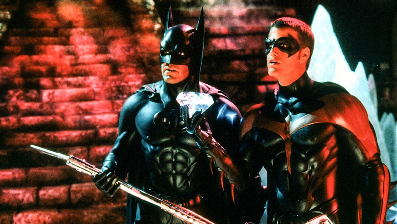 <p>No surprises there, then. George Clooney's sole outing as Batman was blasted on release and is still reviled today. At IMDb, it has a shockingly low rating of 3.7, whilst at Rotten Tomatoes it has a 16% audience rating, and a mere 10% critics rating. (Picture credit: Warner Bros) </p>