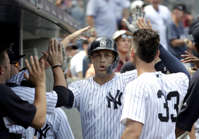 The Yankees' next 13 games constitute perhaps the single softest two weeks of any schedule in baseball this season. (AP)