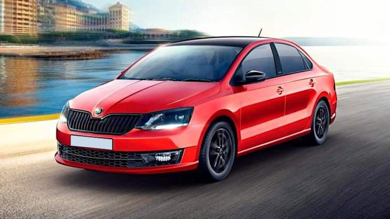 Skoda Rapid (automatic) sedan to be launched on September 17