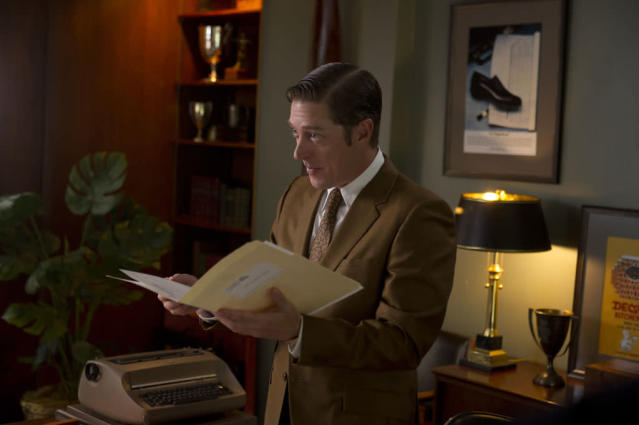 "Ted Chaough (Kevin Rahm) in the ""Mad Men"" episode, ""The Collaborators."""