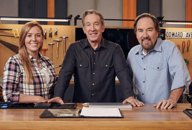 Home Improvement Reunion Grade History Channel S Assembly Required