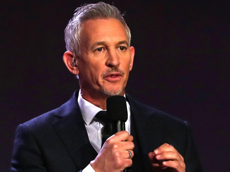 Presenter Gary Lineker has apologised after he was spotted not wearing a mask while shopping  (PA)
