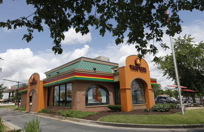 Taco Bell going on a health kick