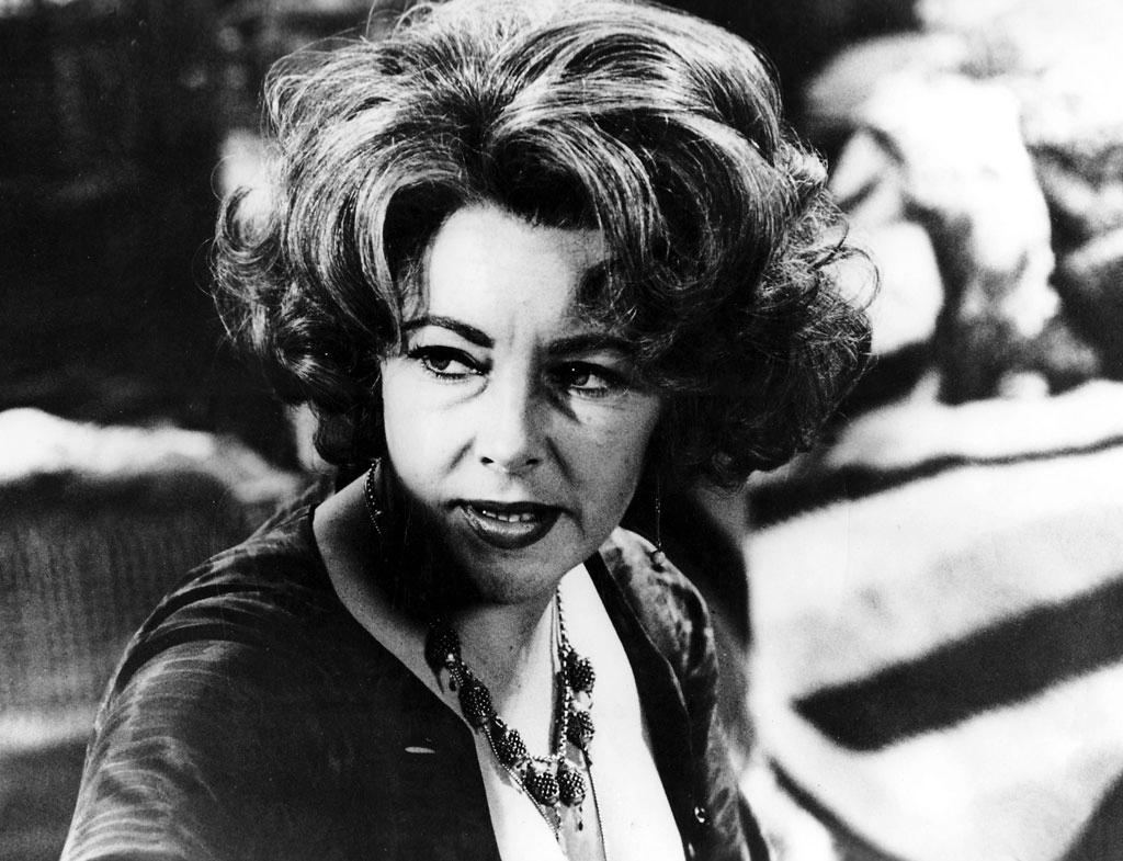 """Elizabeth Taylor, Best Actress, 'Who's Afraid of Virginia Woolf?' (1966) During their marriages (they got hitched two times), Elizabeth Taylor and Richard Burton became notorious for their boozy battles off screen. When they decided to perform the same antics on screen as warring spouses George and Martha in Mike Nichols' adaptation of Edward Albee's Broadway play """"Who's Afraid of Virginia Woolf,"""" gossipmeisters were flabbergasted -- but fascinated too. The result: one of the greatest films in Hollywood history. Taylor won the Oscar for Best Actress, but Burton lost lead actor to Paul Scofield (""""A Man for All Seasons""""). Taylor and Burton divorced for the last time in 1974. In 1984, Burton went to his grave as Oscar's biggest loser (seven defeats), probably because academy members were fed up with his real-life drunken antics."""