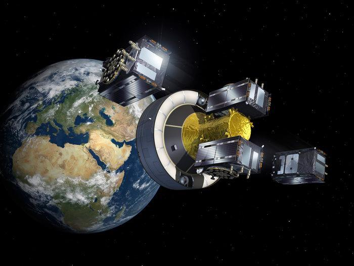The Galileo satellite project could be worth up to €6 billion to British firms by 2025: ESA