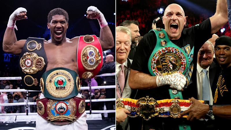 Joshua's promoters don't want Fury fight - Warren