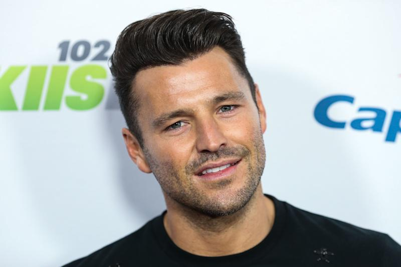 INGLEWOOD, LOS ANGELES, CA, USA - NOVEMBER 30: Mark Wright at 102.7 KIIS FM's Jingle Ball 2018 held at The Forum on November 30, 2018 in Inglewood, Los Angeles, California, United States. (Photo by Xavier Collin/Image Press Agency/Sipa USA)