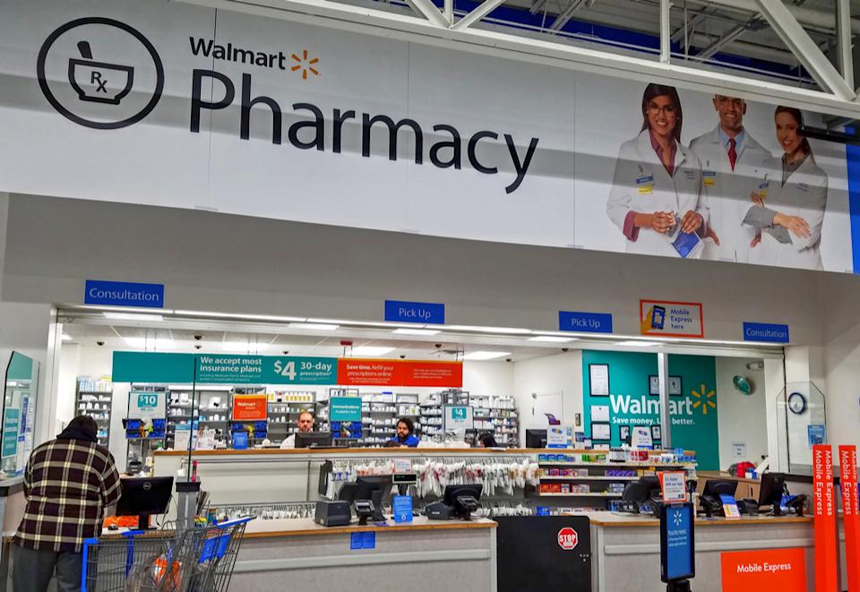 Walmart Pharmacy Walmart Secrets