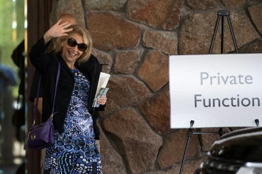 Shari Redstone won the first round of a legal battle over the control of CBS Corp, rejecting a petition from its board of directors to block the Redstone family's holding company from interfering with the evaluation of any merger deal