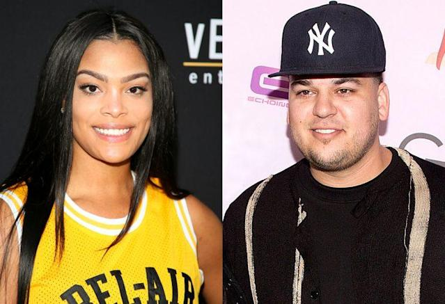 Rob Kardashian is reportedly dating Meghan James. (Photo: Getty Images)
