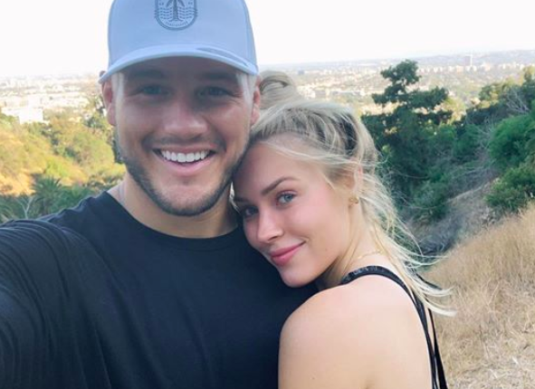 "<p>Colton Underwood stayed with Cassie Randolph and her fam in California earlier this year, and <a href=""https://www.cosmopolitan.com/entertainment/celebs/a31932955/bachelor-colton-underwood-covid-19-coronavirus-update/"" rel=""nofollow noopener"" target=""_blank"" data-ylk=""slk:they helped him recover after he contracted coronavirus"" class=""link rapid-noclick-resp"">they helped him recover after he contracted coronavirus</a> in late March. After nearly two years of dating, Colton and Cassie revealed in May that they <a href=""https://www.cosmopolitan.com/entertainment/tv/a32718623/cassie-randolph-colton-underwood-in-life-breakup/"" rel=""nofollow noopener"" target=""_blank"" data-ylk=""slk:came to the mutual decision to end their relationship"" class=""link rapid-noclick-resp"">came to the mutual decision to end their relationship</a>. Afterwards, <a href=""https://www.cosmopolitan.com/entertainment/tv/a33996897/cassie-randolph-colton-underwood-stalked-tracking-device-car/"" rel=""nofollow noopener"" target=""_blank"" data-ylk=""slk:Cassie filed a restraining order against Colton in September"" class=""link rapid-noclick-resp"">Cassie filed a restraining order against Colton in September </a>claiming that he allegedly stalked her and put a tracking device on her car. <a href=""https://www.cosmopolitan.com/entertainment/celebs/a34584654/colton-underwood-deletes-instagram-cassie-randolph-restraining-order/"" rel=""nofollow noopener"" target=""_blank"" data-ylk=""slk:Cassie later dismissed the restraining order in November, and Colton deleted all pics"" class=""link rapid-noclick-resp"">Cassie later dismissed the restraining order in November, and Colton deleted all pics</a> from his Instagram account.</p>"