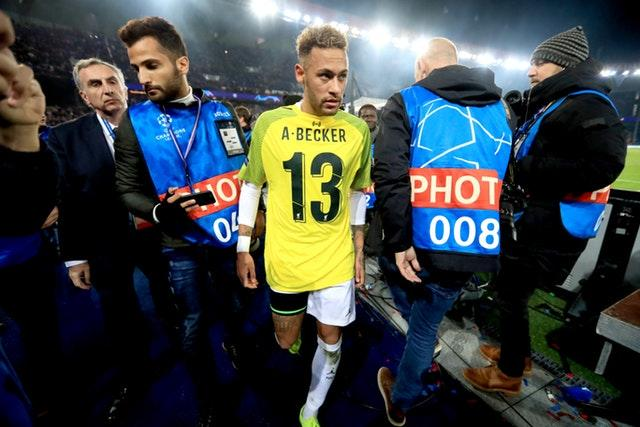 Real Madrid were not happy with PSG's conditions regarding Neymar