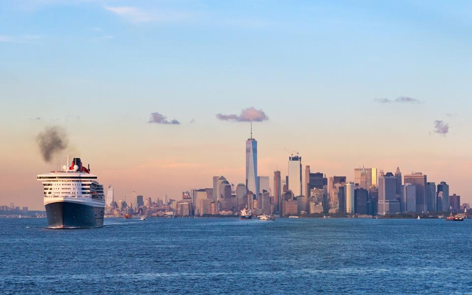 It doesn't get much more classic than a cruise with Cunard between Southampton and New York - BYELIKOVA OKSANA