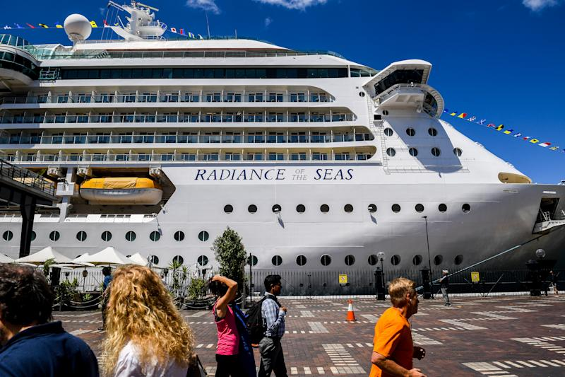 The new restriction will be in place throughout February and any Royal Caribbean guest who holds a Chinese, Hong Kong or Macau passport will not be permitted to board.