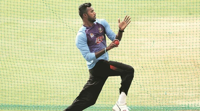 Ebadot Hossain's prowess as a volleyball player helped him secure a job with the Bangladesh Air Force in 2012. (AP)