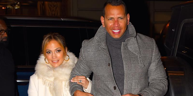 Jennifer Lopez Is Being Sued For $150,000 Over An Alex Rodriguez Instagram Photo