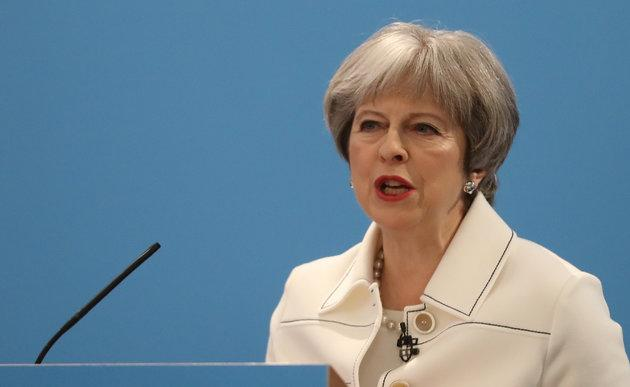 Theresa May warned her party that people doubt 'whether we truly respect the people who work in them and understand that people rely on them'