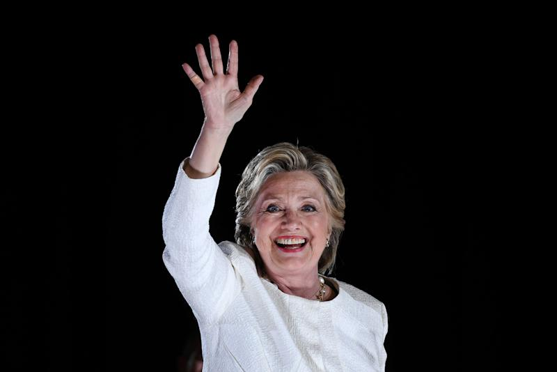 Hillary Clinton Is 'Ready to Come Out of the Woods'