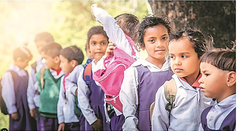 Ahmedabad, Ahmedabad news, government schools, Ahmedabad school student enrolment, Ahmedabad enrolment drops, Ahmedabad education, indian express